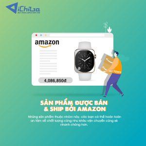 Sản phẩm được bán và ship bởi Amazon